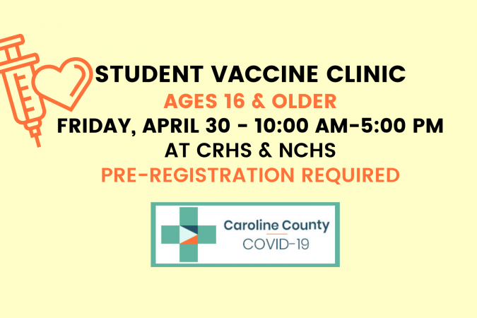 Vaccine Clinic details
